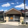1.5 Storey terrace house for rent