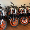 2019 2019 Ktm duke390 CEPAT LIMITED STOCK ZERO DP