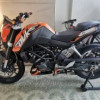 2016 2016 Ktm duke 200 like new bike