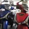 2019 Honda Wave 125 Helmet IN (Interchange) MURAH SSH