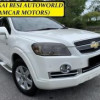 Chevrolet CAPTIVA 2.4 (A) AWD LEATHER SUV FULLOAN