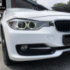 2014 Bmw 320i SPORTS EDITION RED LEATHER SEATS