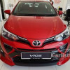 2019 Toyota Vios 1.5 J Sedan - (YEAR END PROMO) E G (REBATE RM3500 AEROKIT RM2800 )